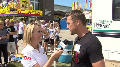 What's Bachelorette's Chris Soules favorite part of the State Fair