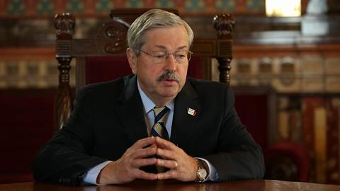 Branstad: Transportation funding will be priority in 2015