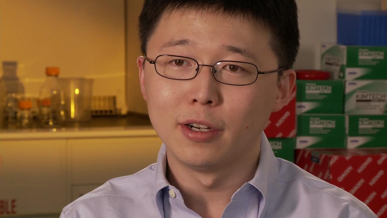 Feng Zhang,  Roosevelt High alumnus, holds a duel appointment as a neuroscientist and biomedical engineer at Harvard University.