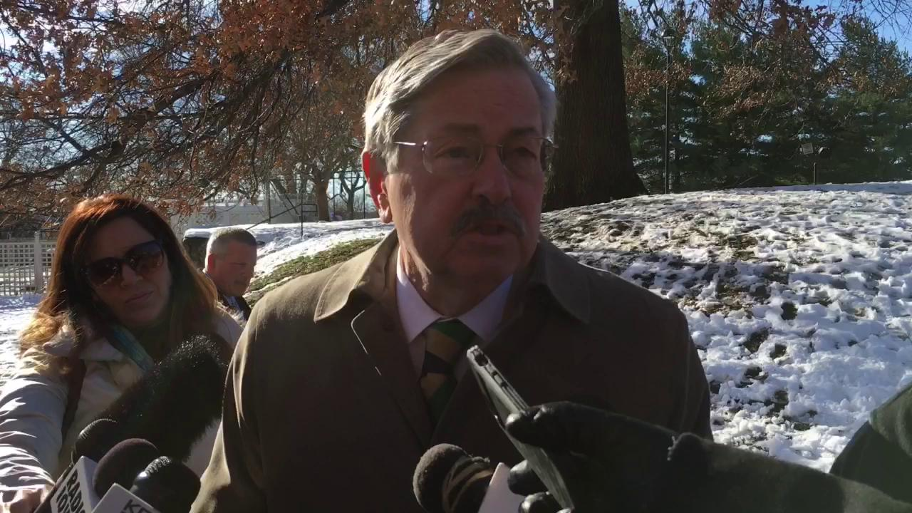 Branstad: 'I'm a strong supporter of immigrants'