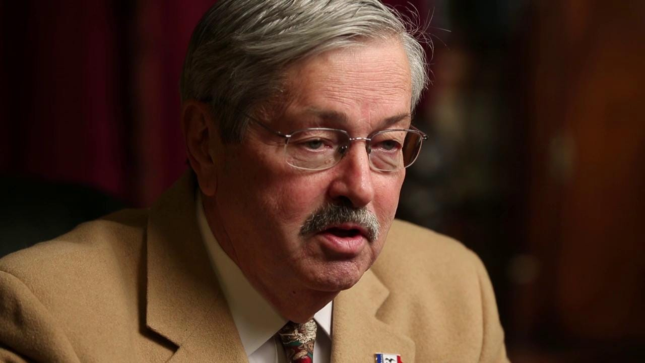 Branstad: Long political service not unusual in Iowa