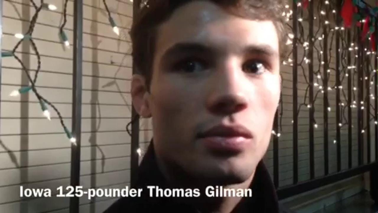 Gilman playing mind games with opponents