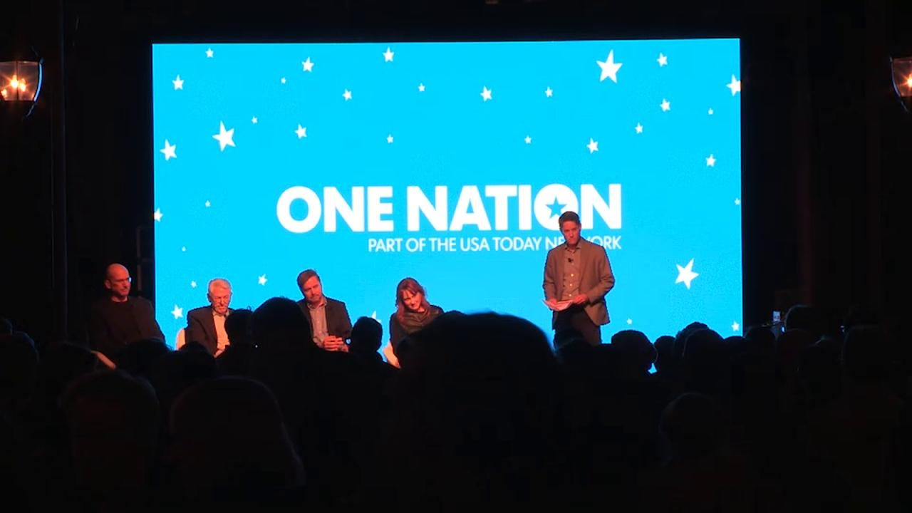 Full Video: One Nation Energy forum - beer, bands and learning