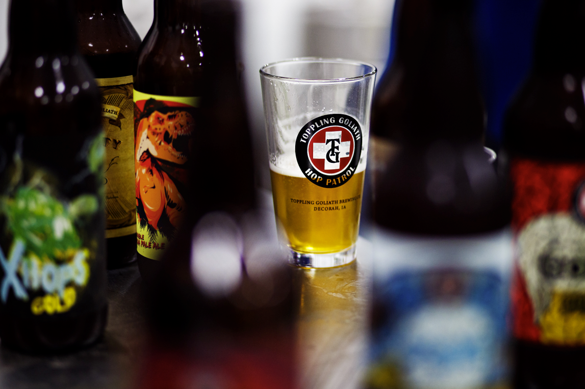 From 2016: Find out what makes Toppling Goliath beer, brewed in Decorah, Iowa, so special from founder Clark Lewey and brewmaster Michael Saboe.