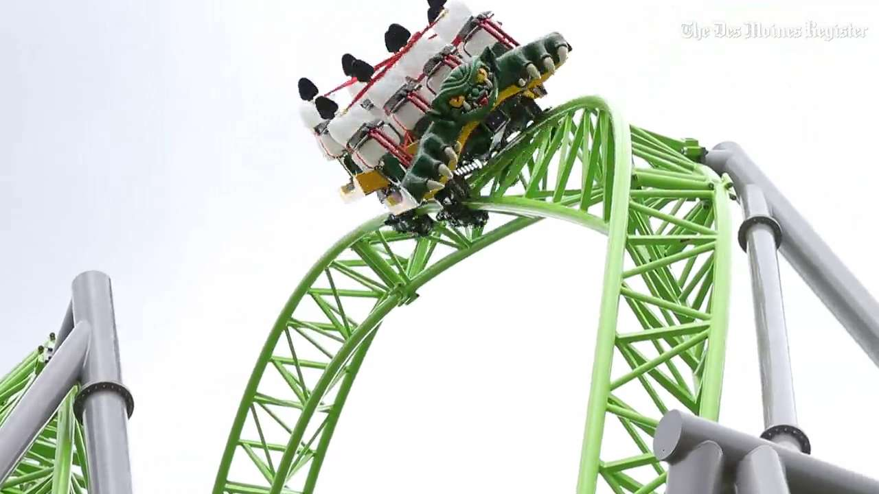 coasters 101 an engineers guide to roller coaster design