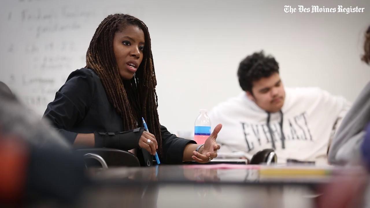 ... New Teacher Orientation   by Des Moines Public Schools