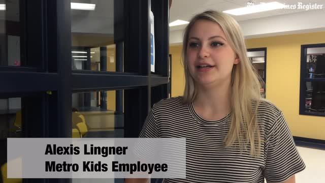 Des Moines teen finds work around minimum wage