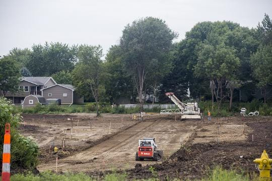 Most of the metro's cities do not have ordinances that preserve trees in areas of new development, a Register analysis shows.