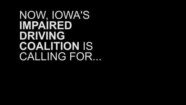 laws regarding drunk driving in iowa