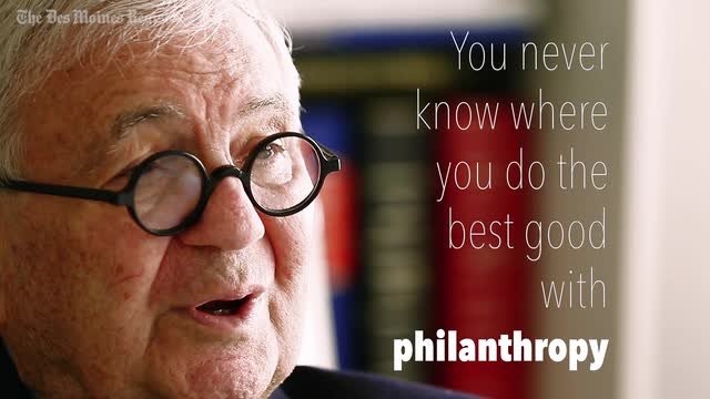 Advice from Pappajohn: Philanthropy is a lifestyle