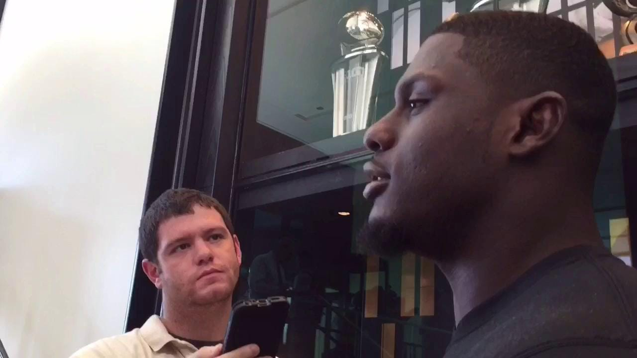 Jaleel Johnson on Cy-Hawk rivalry, Iowa's defensive outlook
