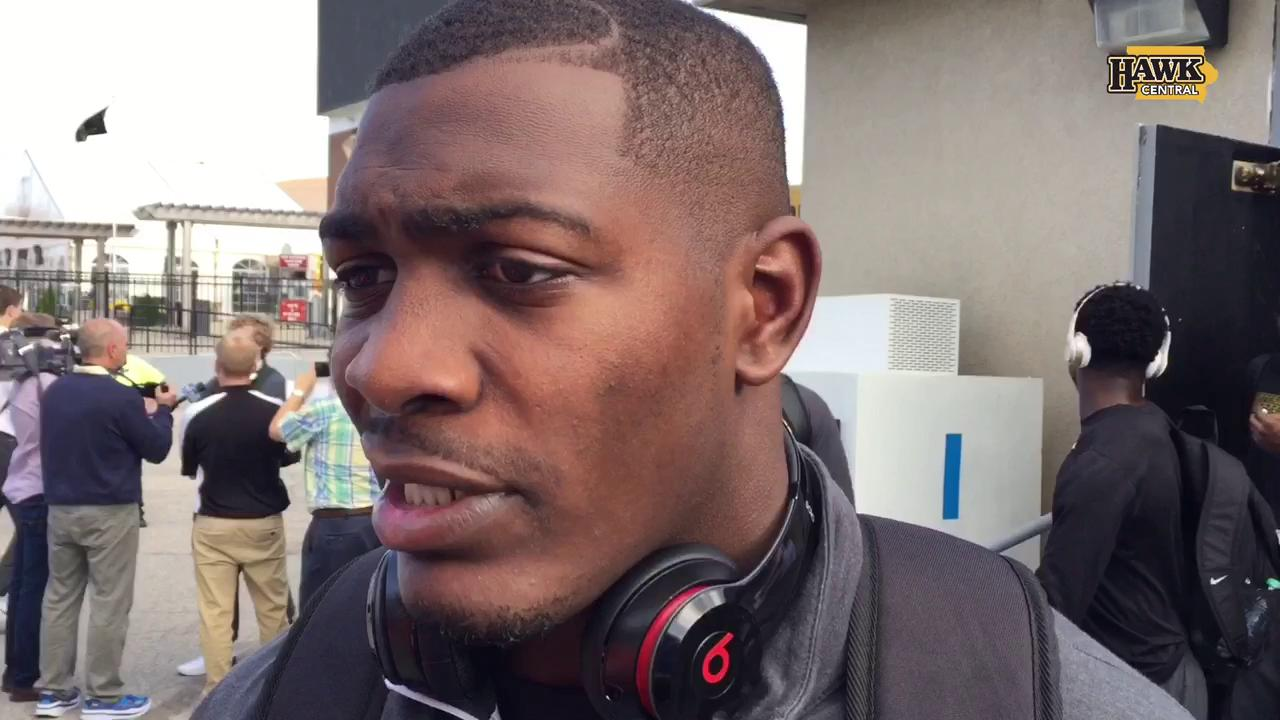 Desmond King: Interception was a 'blessing'