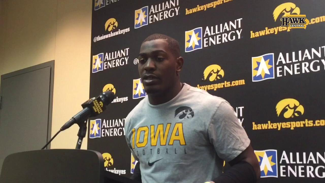 Desmond King: Iowa 'outcoached ... in the passing game'