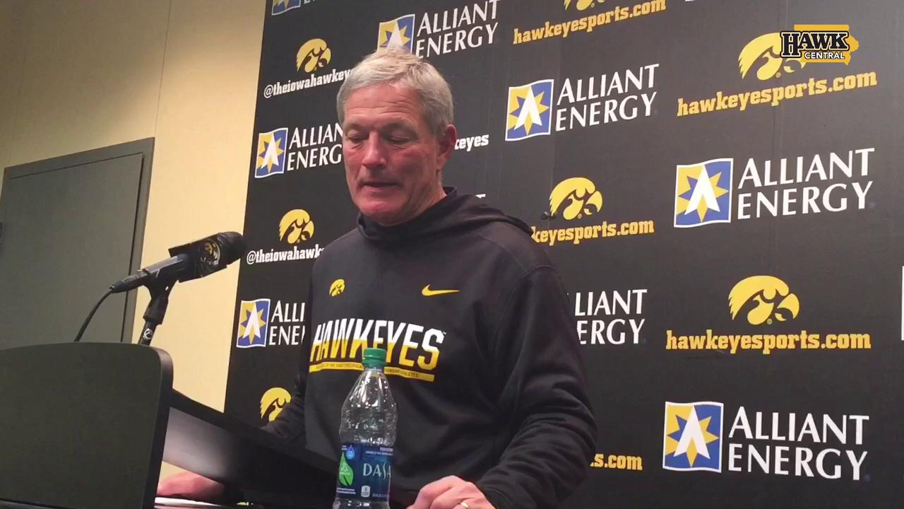 Ferentz: What a difference 2 years make