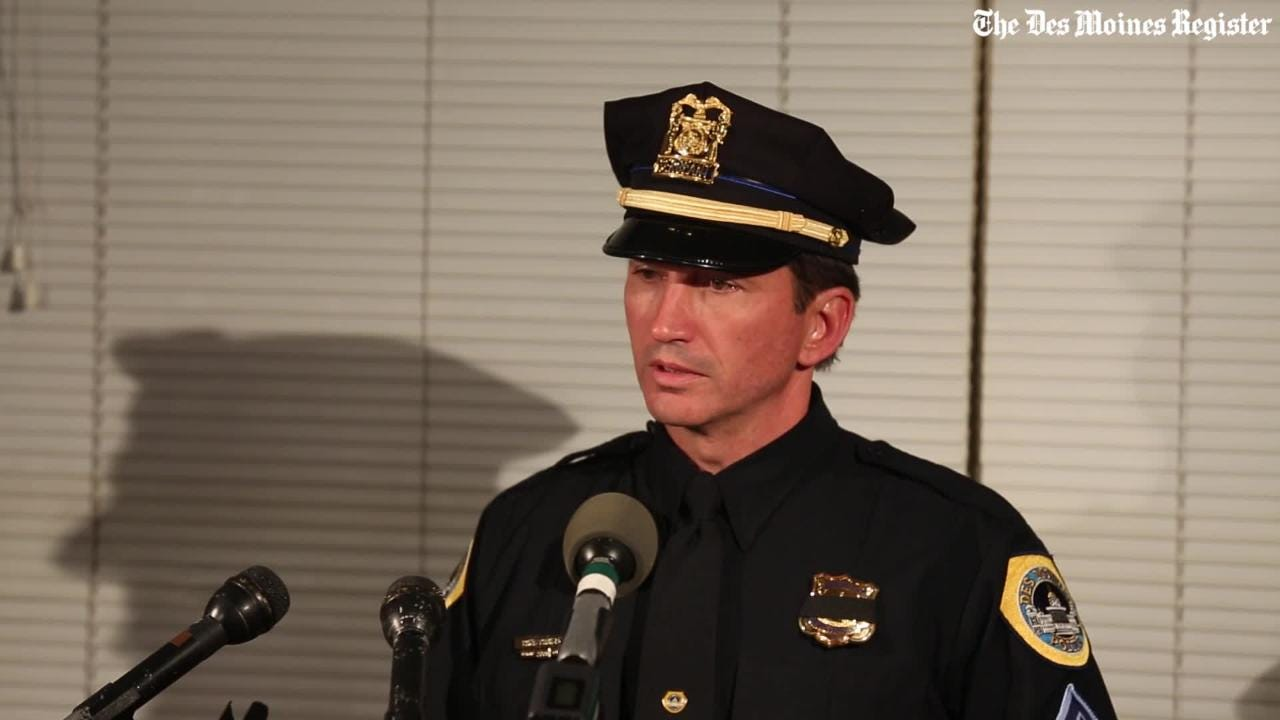 Metro police officers killed in ambush
