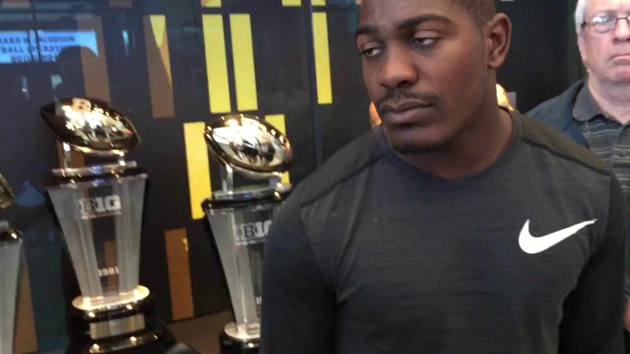 Desmond King: Michigan presents 'great opportunity'
