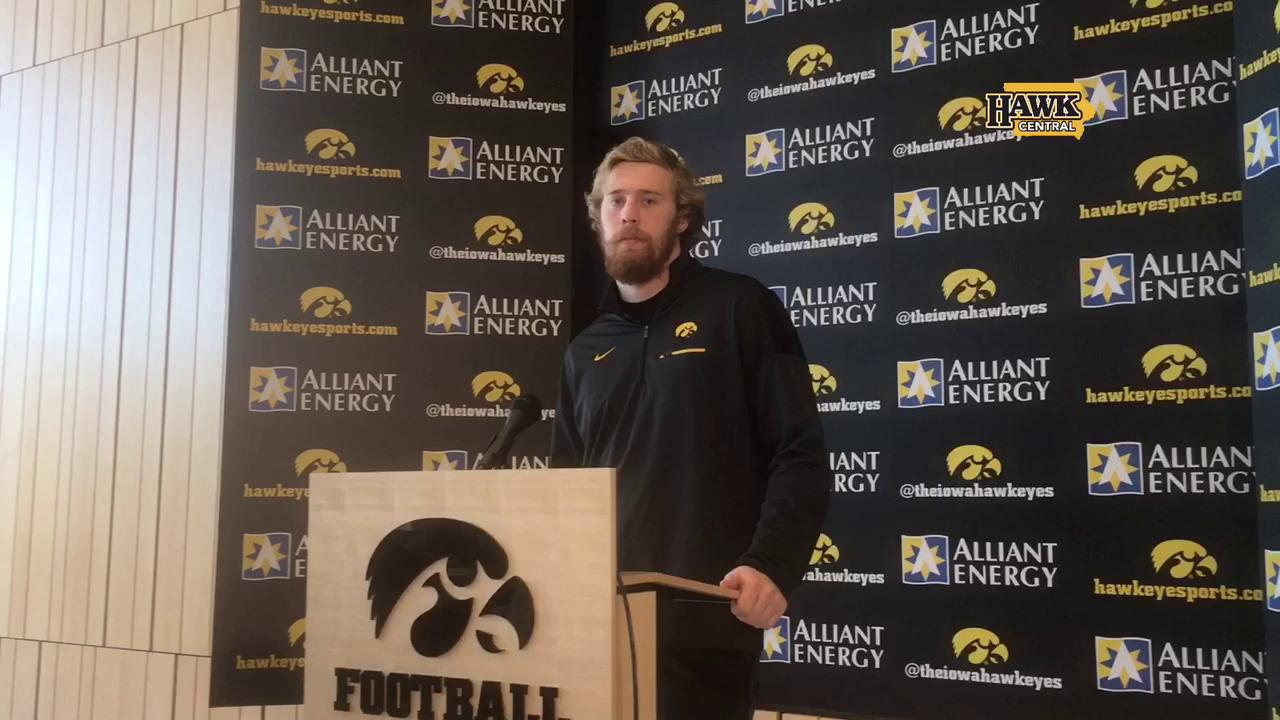 How good is the Michigan defense? C.J. Beathard says ...
