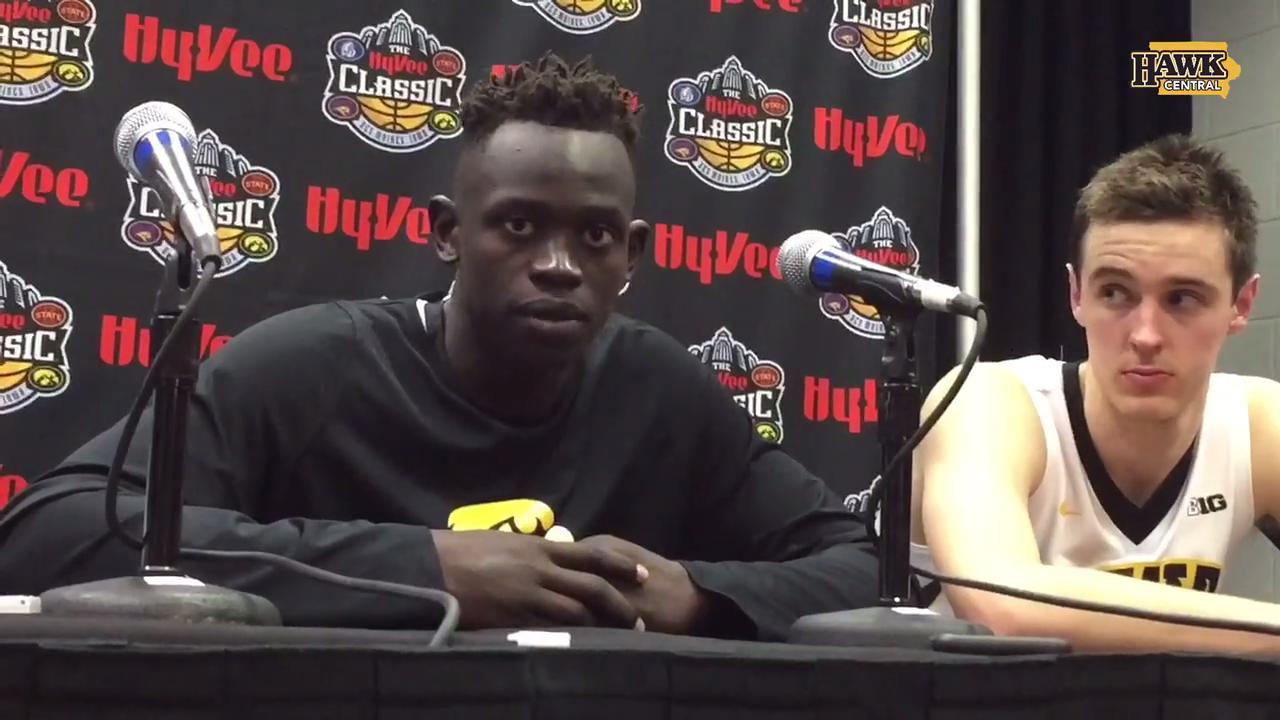 Iowa players find confidence in ISU, UNI wins