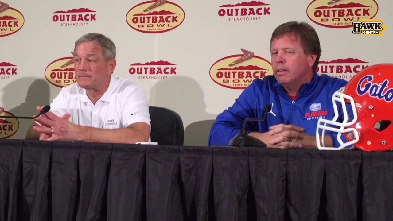 Outback coaches preach about defense