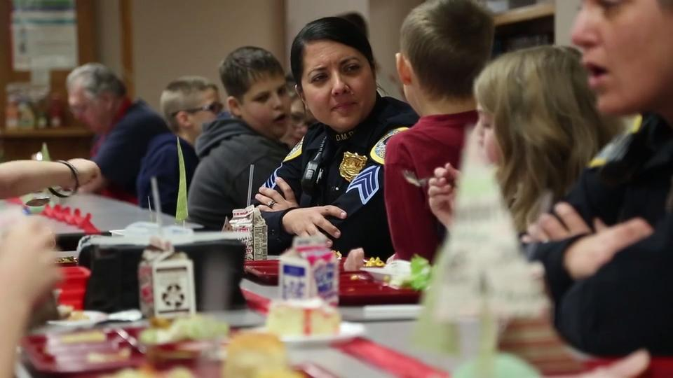 Community builder and Des Moines police officer: Yanira Scarlett