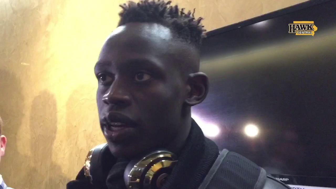 Peter Jok: 'A Hawkeye state in every sport, really'