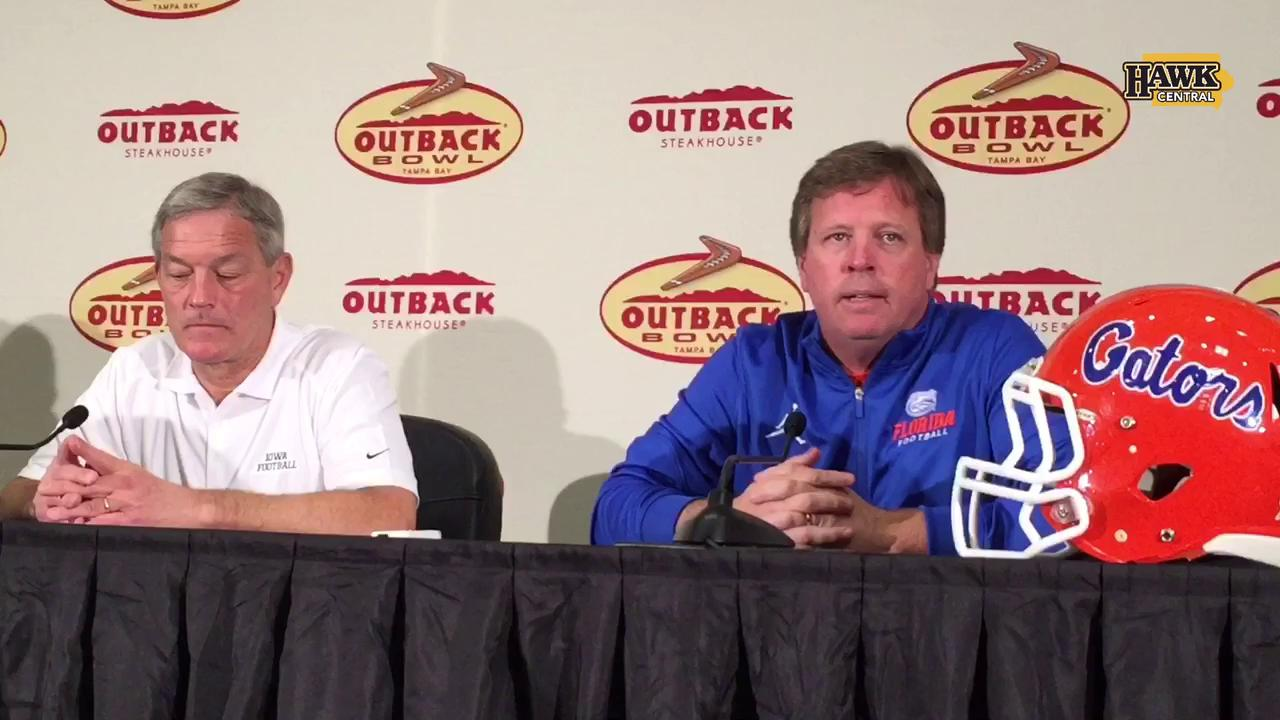 Outback coaches deliver special emphasis