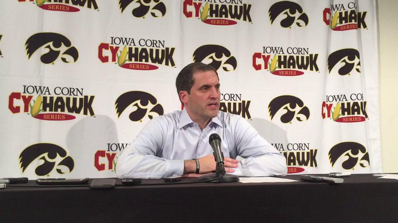 Steve Prohm tells why Iowa State lost against Iowa