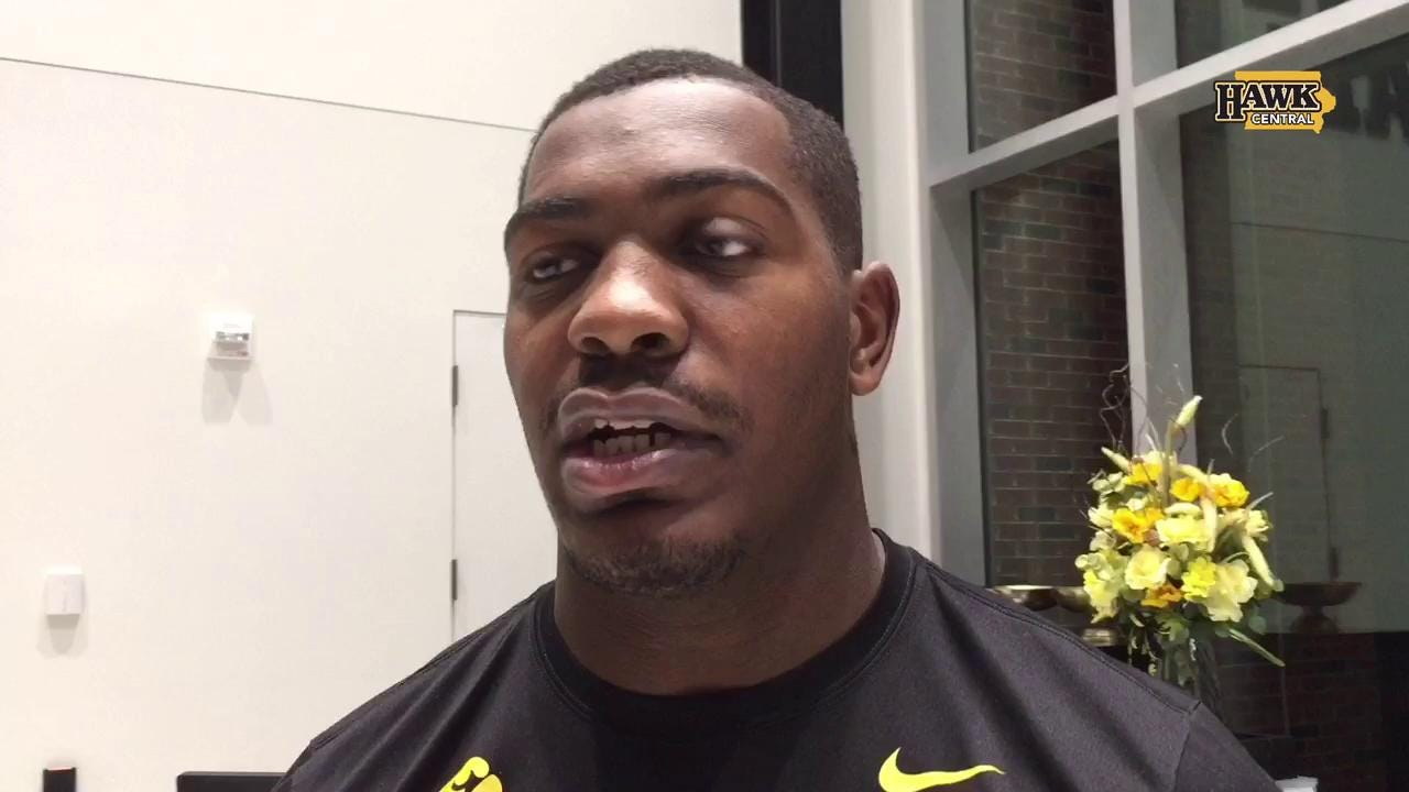 Iowa's Desmond King wants a bowl win