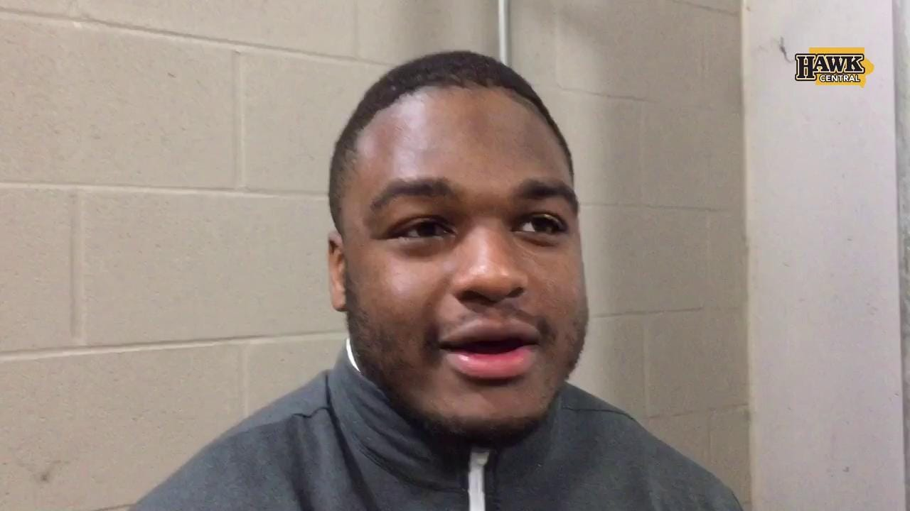LeShun Daniels reflects after final game