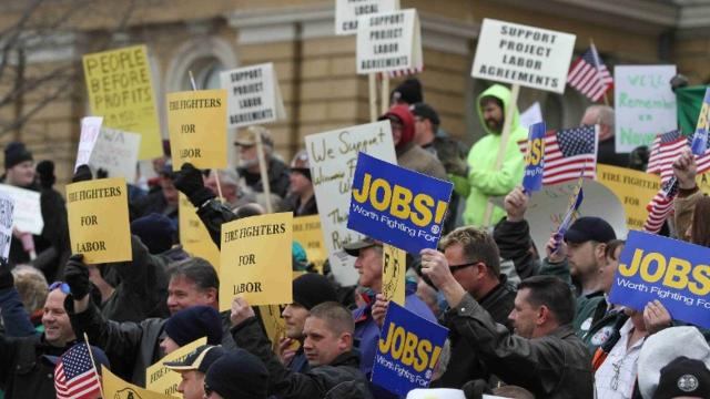 Here Are The 5 Key Changes In Iowas Collective Bargaining Bill