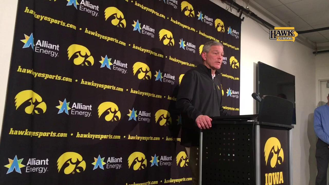 How will Kirk Ferentz deploy his new coaches as recruiters?