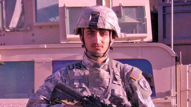 Zalmay Niazy spent years translating for the U.S. military in his native Afghanistan. Now he's in immigration limbo in Iowa, wondering if our government will return the favor and help keep him safe.