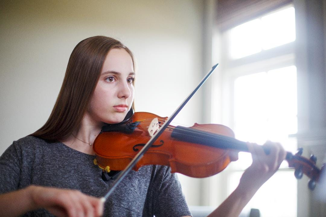 Waukee School District and many of the Des Moines metro suburban districts don't offer an orchestra program in the school system. Of the seven largest school districts in the metro, only Des Moines and West Des Moines offer orchestra.