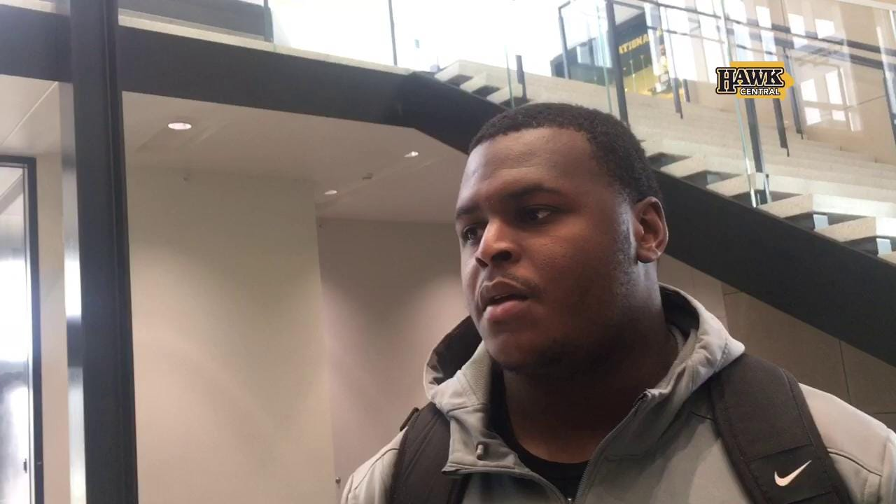 Cedrick Lattimore is ready to play bigger role for Hawkeyes