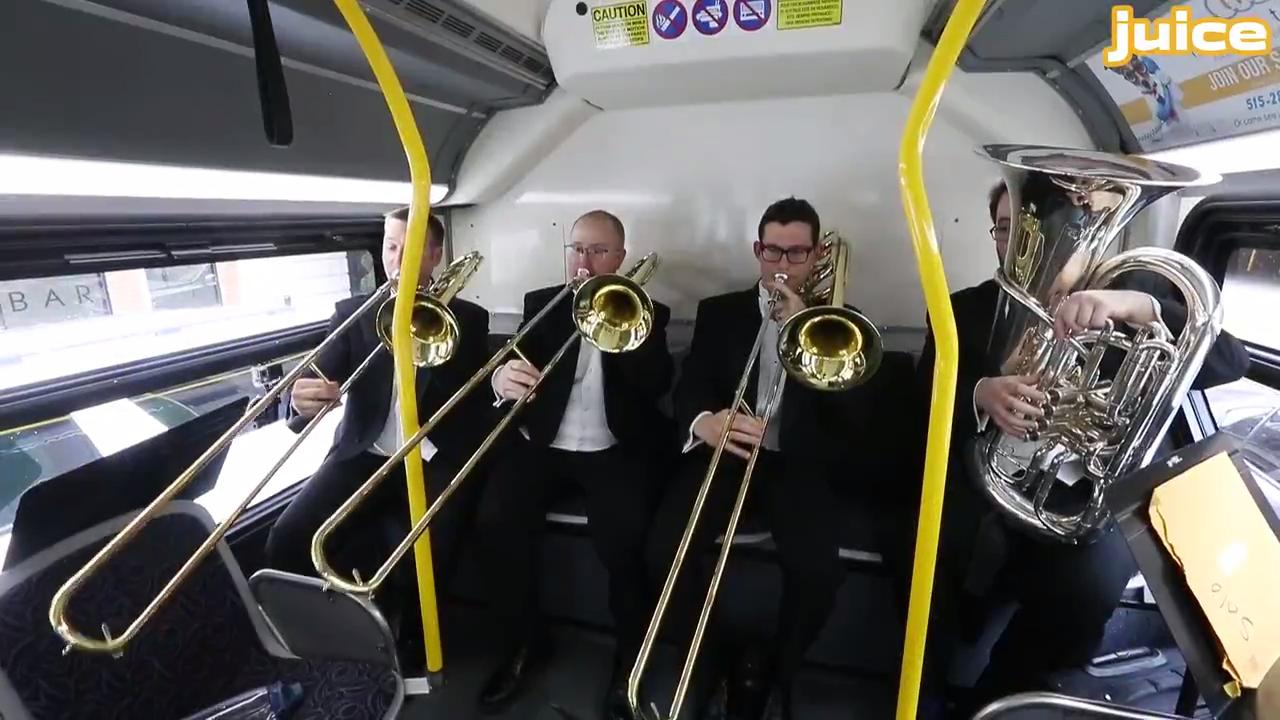 Side Sessions: Take a ride on the D-Line with the Des Moines Symphony