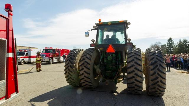 """The involvement this month of Chris """"Bachelor"""" Soules in a fatal tractor crash was no fluke: Hundreds of Iowans have been injured in tractor crashes in the last decade, and each year a handful are killed."""