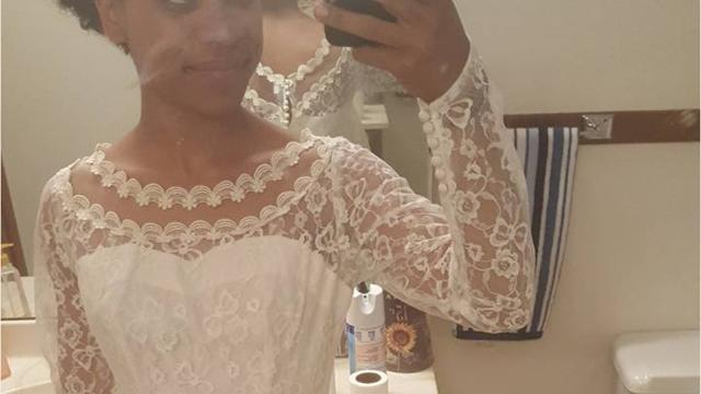 Wedding Dress Donation.Iowa Bride To Be Claims Wedding Dress Was Stolen From Car Trunk