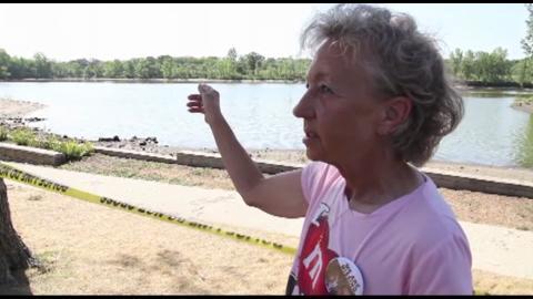Evansdale girls: Lyric Cook-Morrissey's grandma talks