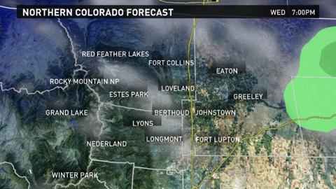 Fort Collins weather: Sunny