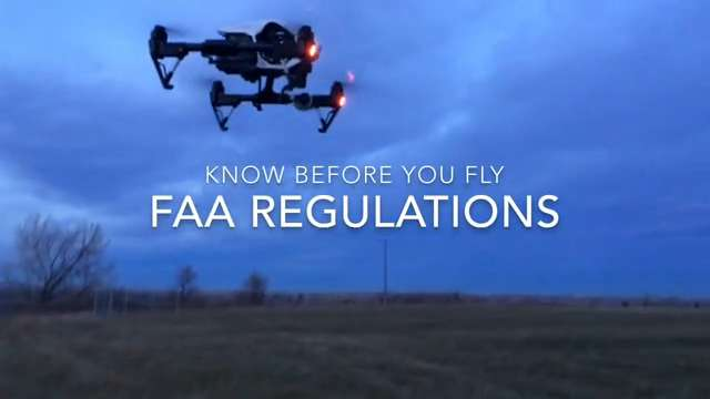 Don't get in trouble with your drone: Safe flying tips