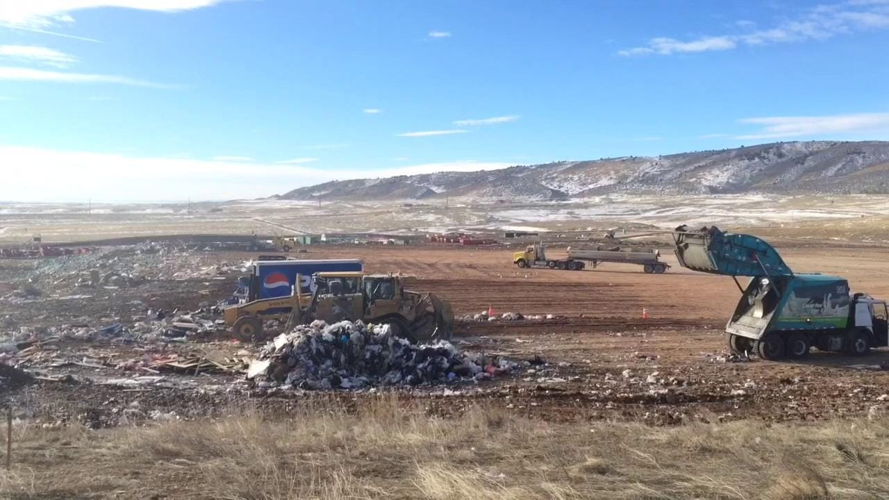 where will trash go when larimer co landfill is full