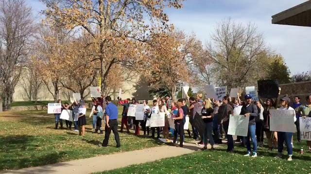 Nasty woman in fort collins