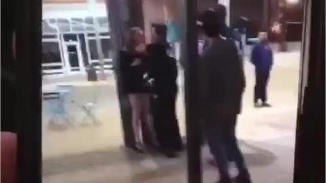 Old Town arrest video goes viral
