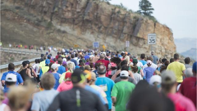 Take a look at the 2017 Horsetooth Half Marathon
