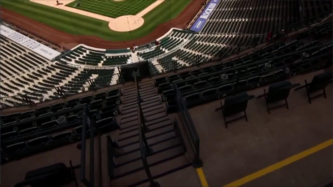 Watch: Fun facts about Coors Field, Colorado Rockies