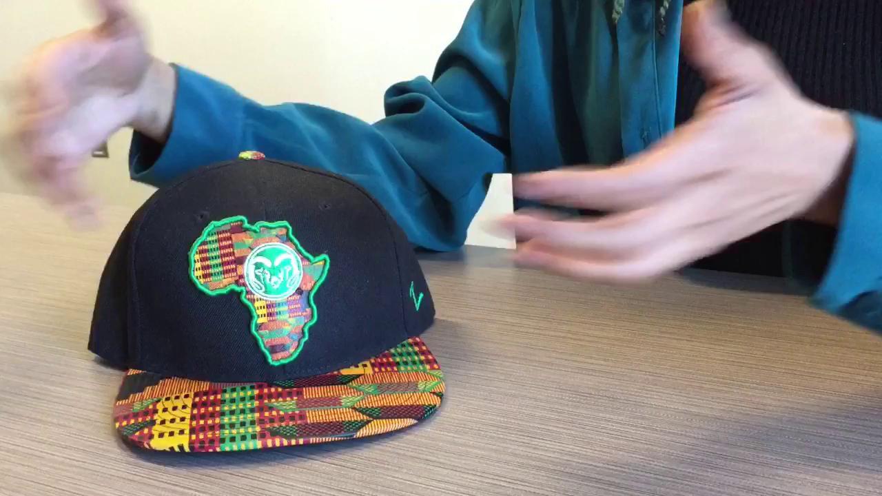 36b47fa23b0e92 CSU student designs own line of hats