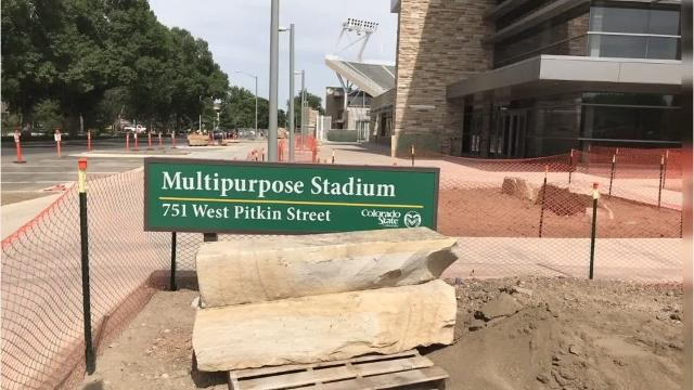 CSU stadium nearing completion
