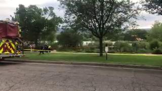 RAW: Authorities respond to body found at City Park