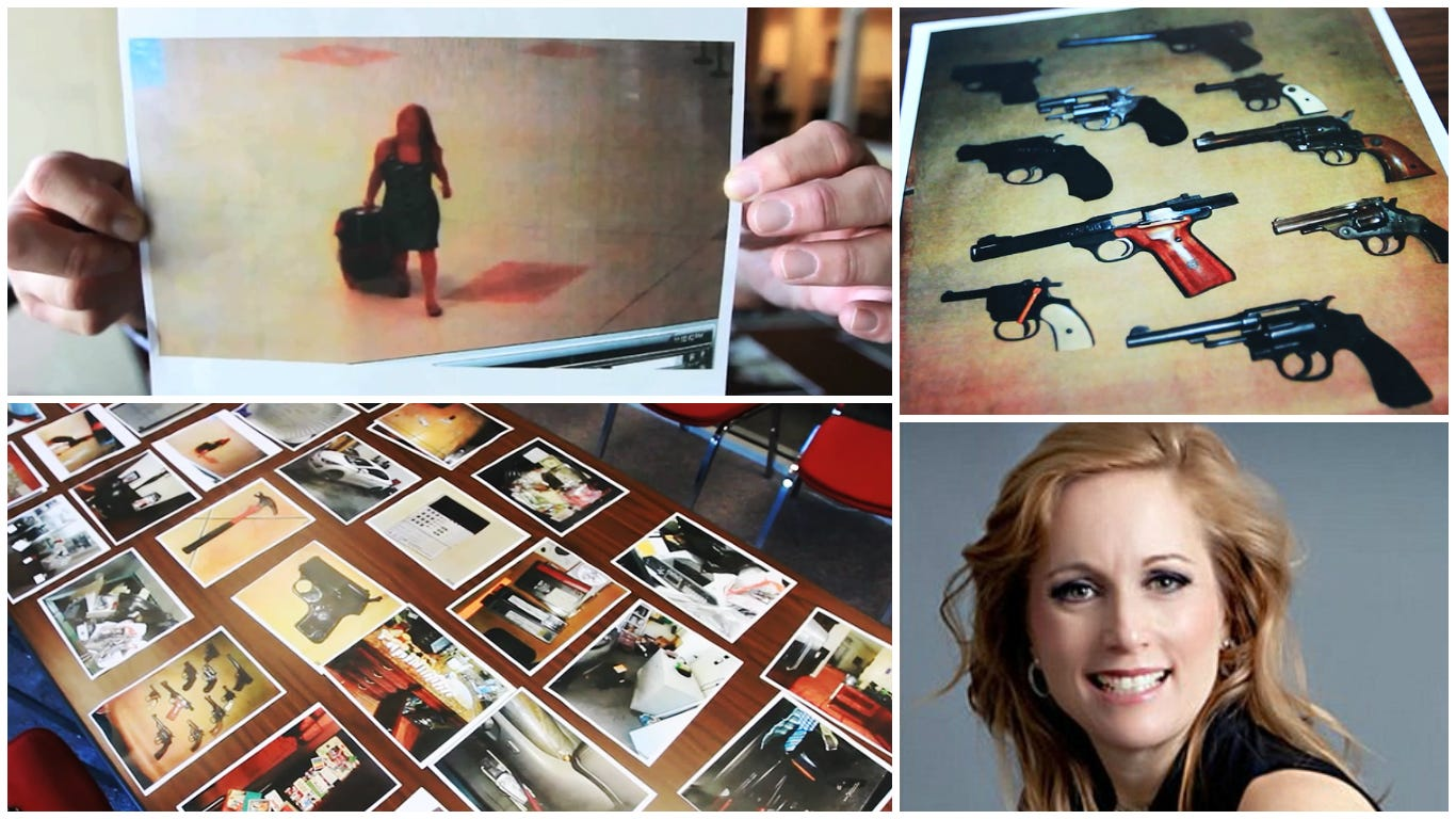 1500+ crime scene photos released in Sievers murder case