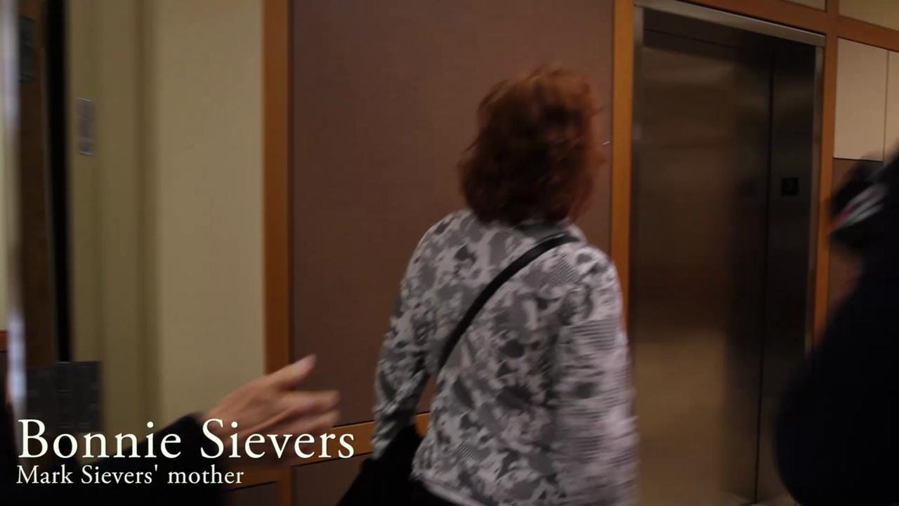 Sievers family members react after sheltering hearing